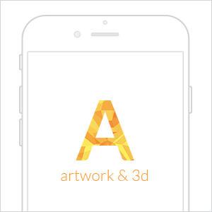 Artwork & 3D